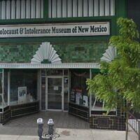 Le musée de l'Holocauste du Nouveau-Mexique dans le centre-ville d'Albuquerque. (Google maps)