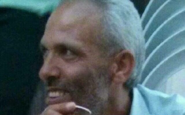 Yaqoub Mousa Abou al-Qia'an. (Autorisation)
