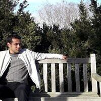 Rami Aman, fondateur du Comité des jeunes de Gaza, a été arrêté par les services de sécurité du Hamas le 9 avril 2020, après avoir organisé un appel vidéo avec des militants pacifistes israéliens. (Facebook)