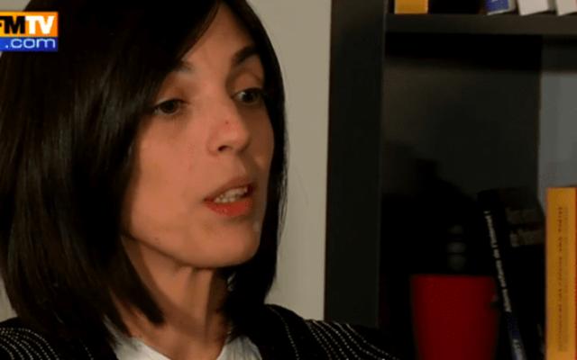 Valérie Braham (Crédit : capture d'écran)