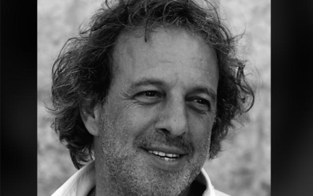 Charles Zrihen. (Crédit : Festival du film israélien de Paris / Facebook)