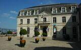 L'Hôtel de ville de Blois (Loir-et-Cher, France). (Crédit : GIRAUD Patrick / GNU Free Documentation Licenseversion 1.2)