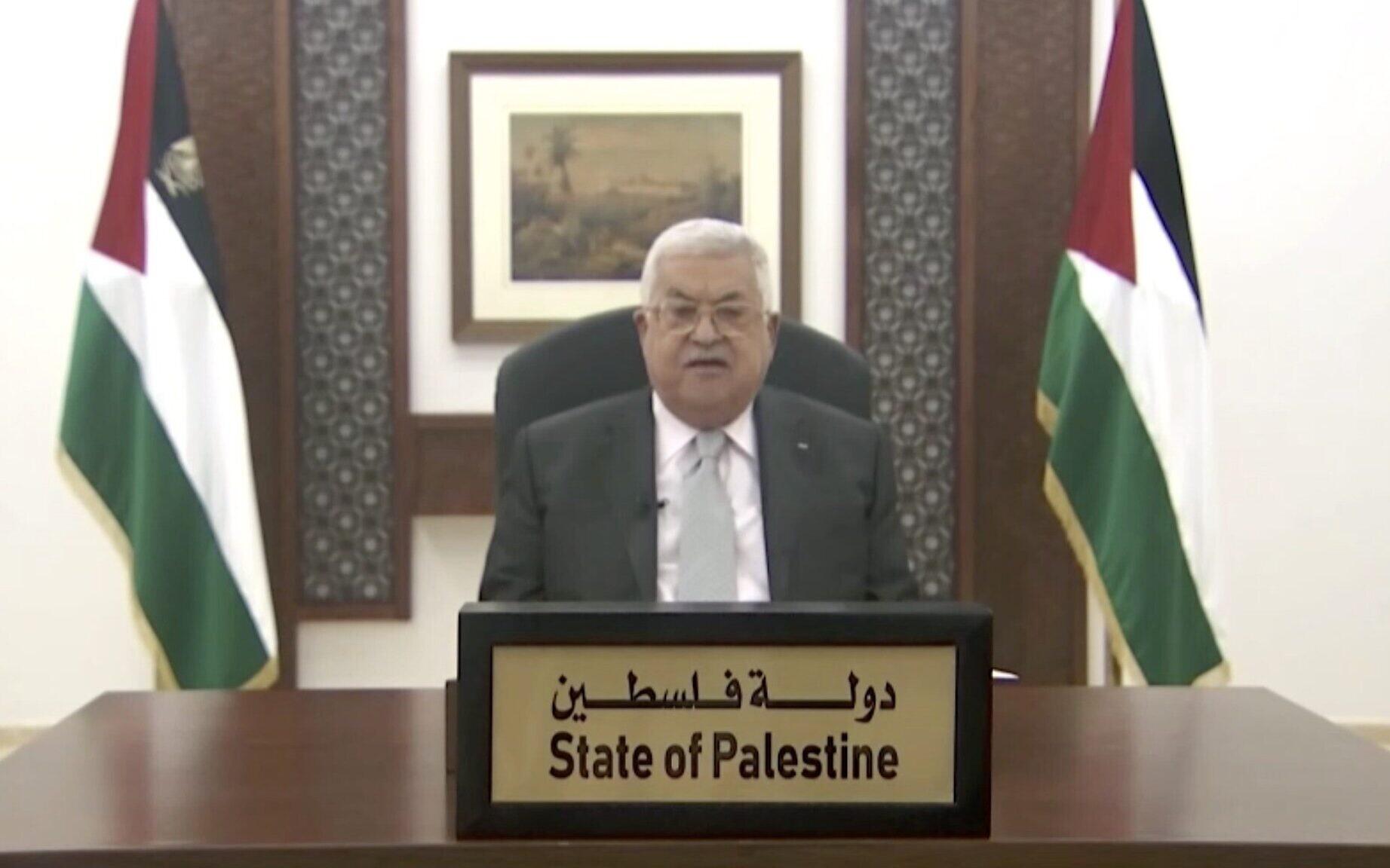 Mahmoud Abbas demande à l'ONU un sommet international pour la paix | The Times of Israël