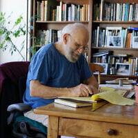 "Photo d'Oliver Sacks tirée du documentaire de Ric Burns, ""Oliver Sacks: His Own Life"". (Avec l'aimable autorisation de la Commission)"