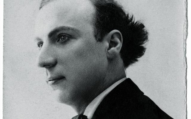 André Isaac, en 1920 Archives Jacques Pessis