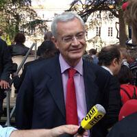 Jean-Louis Bianco, ex ministre du PS et président de lObservatoire de la laïcité, en 2009. Crédit : Mikani/CC BY-SA 3.0=