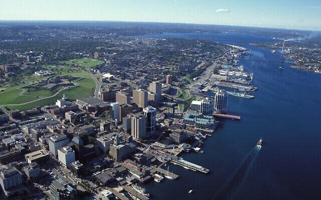 Halifax, en Nouvelle-Ecosse au Canada (AP Photo, Nova Scotia Tourism and Culture, HO)