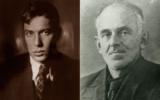 Boris Pasternak et Ossip Mandelstam.