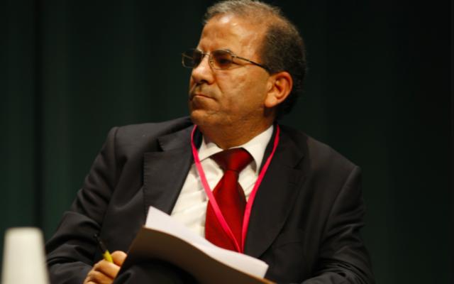 Mohammed Moussaoui, président du Conseil français du culte musulman. (Crédit : MEDEF/ CC BY-SA 2.0)
