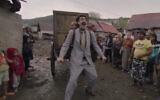 Sacha Baron Cohen dans le Trailer de la suite de Borat, diffusée par Amazon en date du 1er octobre 2020 (Capture d'écran/YouTube)