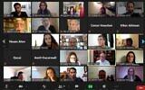 Un événement en ligne de Tech2Peace : L'ONG utilise la technologie pour créer le dialogue et la collaboration entre Israéliens et Palestiniens. (Autorisation)