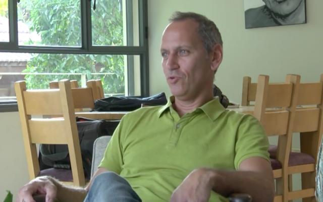 Boaz Kolodner (Capture écran/Ynet)