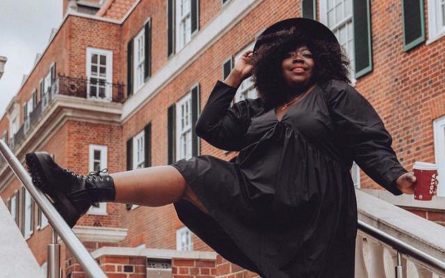 Stephanie Yeboah. (Crédit : /Instagram via JTA)