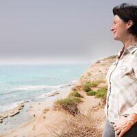 """La cavalière américano-israélienne Nancy Zeitlin, qui est au centre de """"UnReined"""", un nouveau documentaire consacré à sa vie. (Autorisation : UnReined)"""
