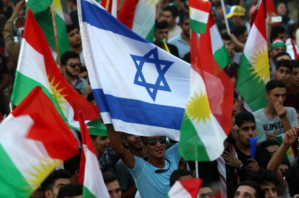 Les Kurdes d'Irak regardent des pays arabes reconnaître Israël de loin | The Times of Israël