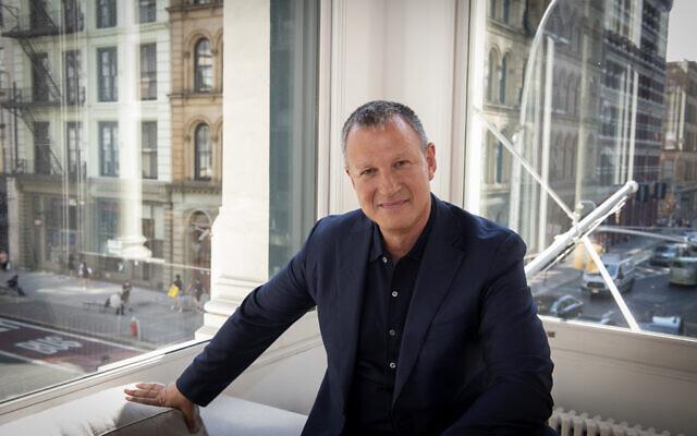 Erel Margalit, fondateur de Jerusalem Venture Partners. (Autorisation Shahar Azran)