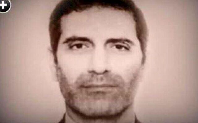 Assadollah Assadi. (Crédit : PMOI/MEK)