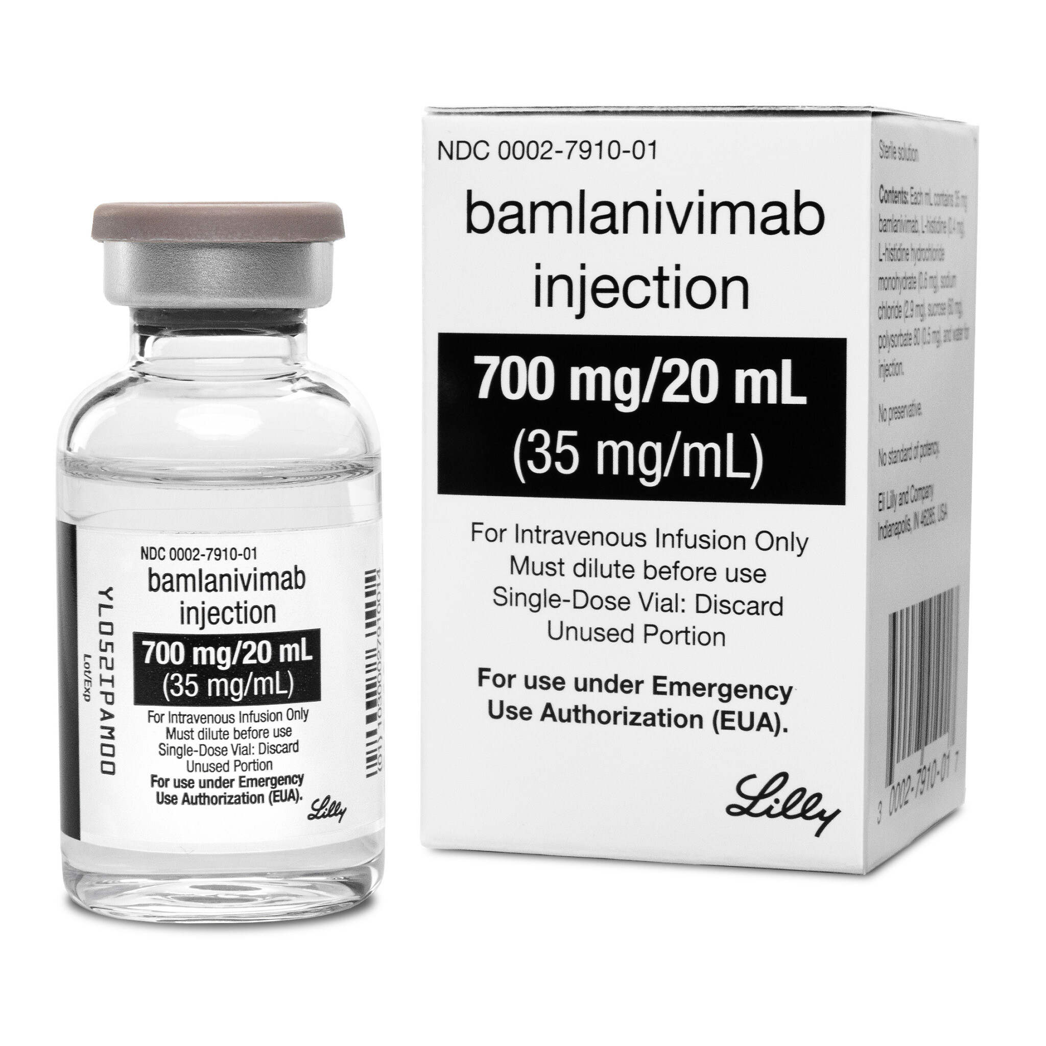 Coronavirus/USA-La FDA autorise l'utilisation du traitement d'Eli Lilly — Regeneron Pharmaceuticals