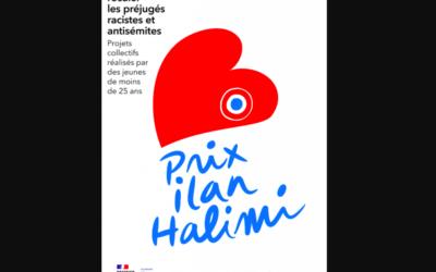 Appel à candidatures pour la 3e édition du Prix Ilan Halimi.