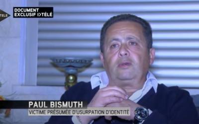 Paul Bismuth (Crédit : capture d'écran Itélé)
