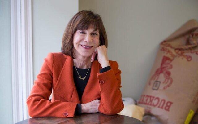 Kathy Manning nouvellement élue au Congrès américain. (Crédit : Kathy Manning for Congress via JTA)