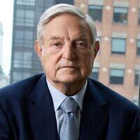 Portrait de George Soros pour le film Soros. (Autorisation : Vital Pictures)