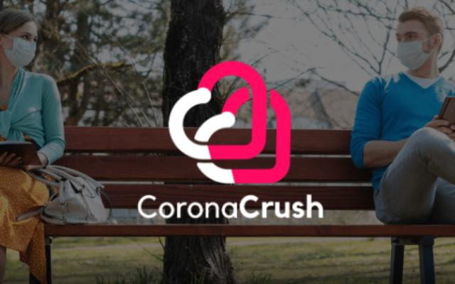Capture d'écran du groupe Facebook privé CoronaCrush qui a été fondé en mars 2020 et qui compte actuellement 17 700 membres (Crédit : CoronaCrush)