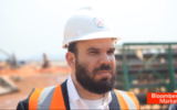 Le milliardaire israélien Dan Gertler. (Capture d'écran YouTube)