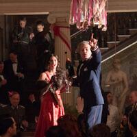 "Guy Pearce dans le rôle de Han Van Meegeren dans ""The Last Vermeer"". (Autorisation : TriStar Pictures)"
