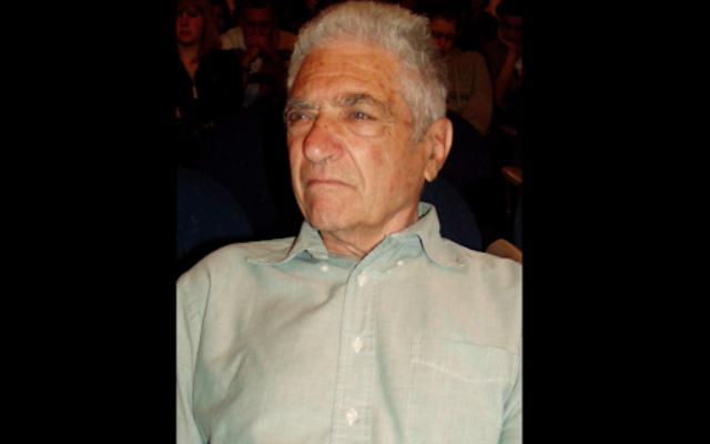 Jack Steinberger en 2008. (Crédit: Sigismund von Dobschütz — CC BY-SA 3.0)