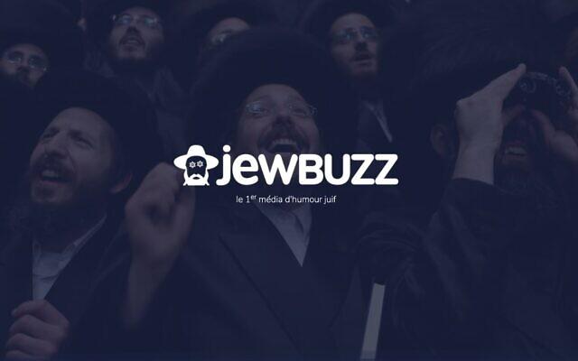 Le logo Jewbuzz.