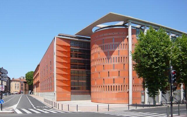Le tribunal judiciaire de Toulouse. (Crédit : cours-appel.justice.fr)