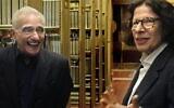 Martin Scorsese et Fran Lebowitz dans une série documentaire suivant cette proche du cinéaste dans les rues d'un New York pré-pandémie. (Crédit : Netflix)