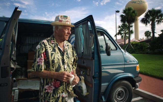 Dennis Dean dans 'Some Kind of Heaven', réalisé par Lance Oppenheim. (Autorisation : Magnolia Pictures)