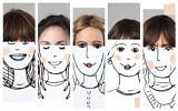 De gauche à droite : Leah Schapira, Esti Waldman, Victoria Dwek, Shaindy Menzer, et Renee Muller, les femmes à l'origine du site Between Carpools. (Crédit : ESTIphotography pour Between Carpools)