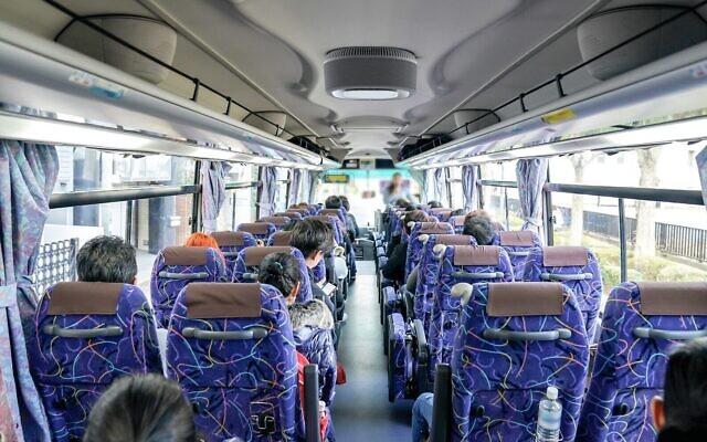 Un bus anglais doté des filtres Aura Air. ( Autorisation)