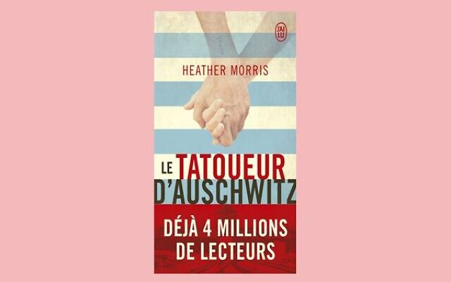 """Le Tatoueur d'Auschwitz"", d'Heather Morris"