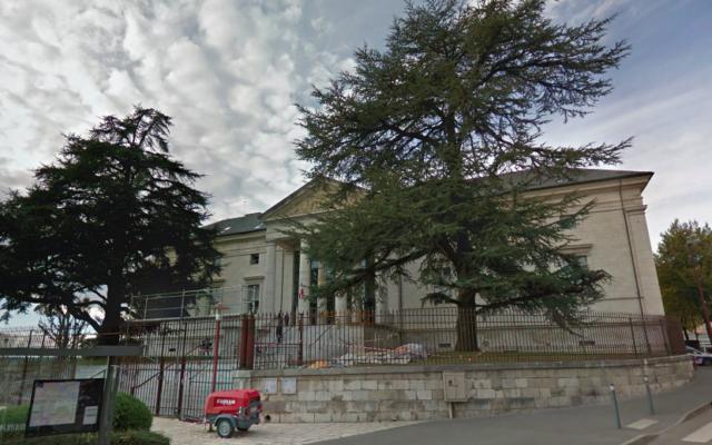 Le tribunal judiciaire de Rodez. (Crédit : Capture d'écran Google Maps)