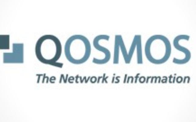 Logo de la société française Qosmos