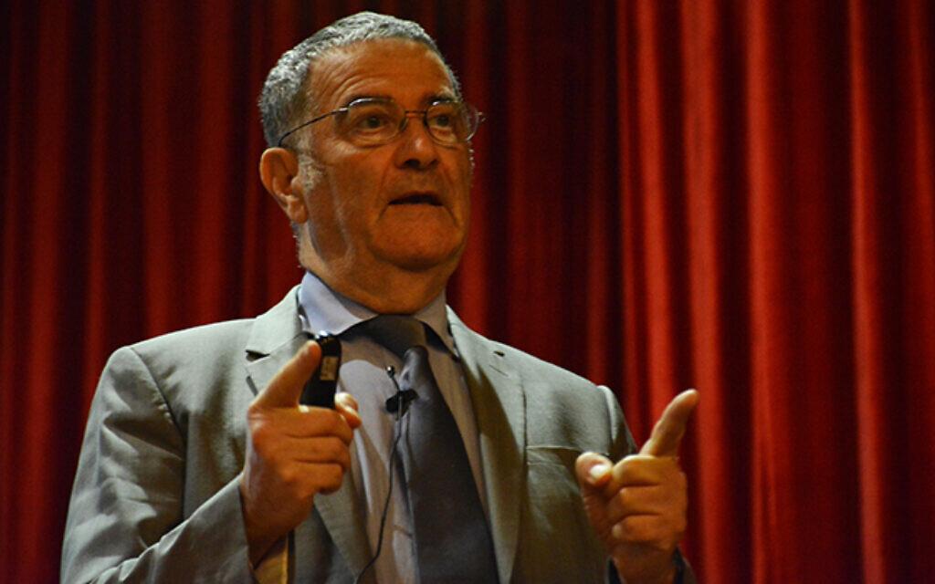 Le plaidoyer au nom de la vérité scientifique du physicien Serge Haroche - The Times of Israël