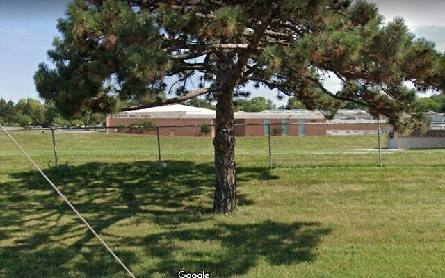 Capture d'écran du Westside Middle School, Omaha. (Google Maps)