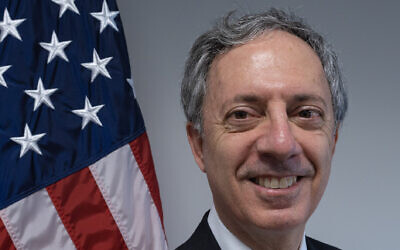 Peter Berkowitz. (Département d'État américain)
