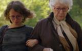 Lucie Fouble (à gauche) et Colette Marin-Catherine (à droite) ont mené, ensemble, ce travail de mémoire. (Capture d'écran : Colette - The Guardian)