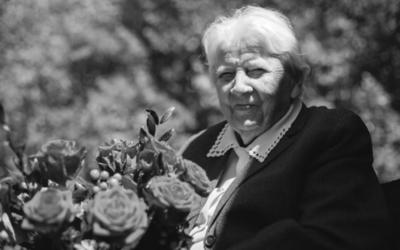Anna Kozminska (Crédit : Institut polonais pour la Mémoire)