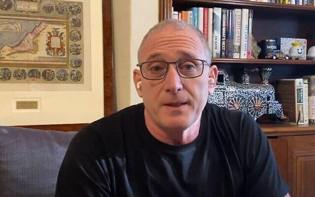 Noam Bardin discute de sa nouvelle entreprise Paygo. (Capture d'écran YouTube)
