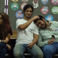 Krembo Wings fournit des activités sociales à des centaines de jeunes en situation de handicap. (Capture d'écran : YouTube)