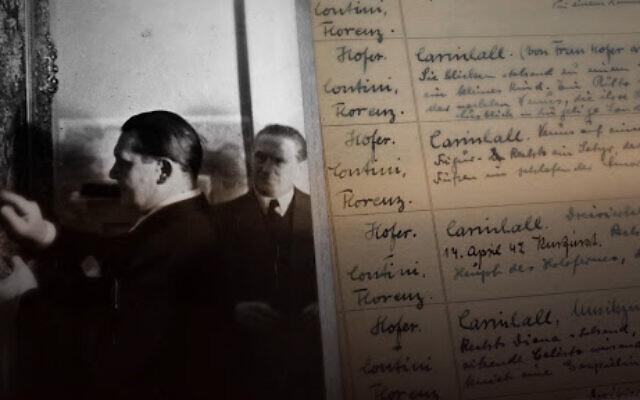 """""""Une collection d'art et de sang. Le catalogue Goering"""" de Laurence Thiriat."""