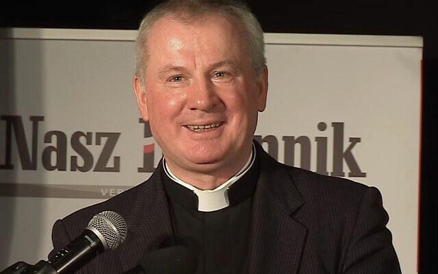 Le professeur Tadeusz Guz de l'Université catholique de Lublin, Pologne. (CC BY 3.0)