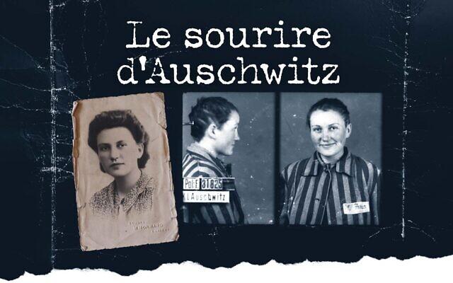 «Le sourire d'Auschwitz» de Stéphanie Trouillard, diffusé sur France 24.