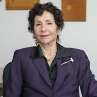 Sandra J. Feuerstein, juge à New York. (Crédit : Cardozo School of Law via JTA)